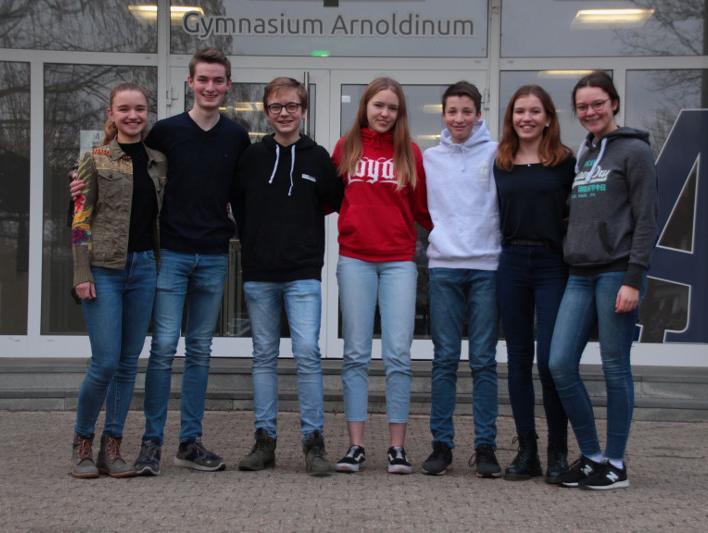 Vollversammlung des Schülerblasorchesters