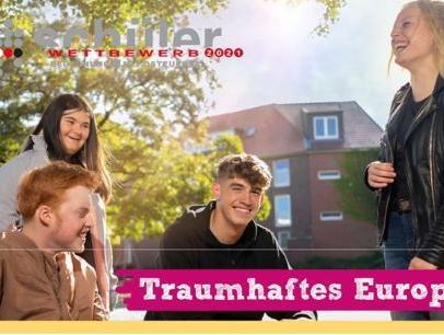 """Schülerwettbewerb 2021 Begegnung mit Osteuropa """"Traumhaftes Europa"""""""
