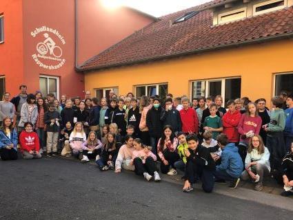 Rappershausen zum 25. Mal – eine Jubiläumsfahrt
